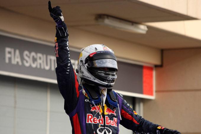 """Vettel: """"Una vittoria inaspettatamente facile"""""""