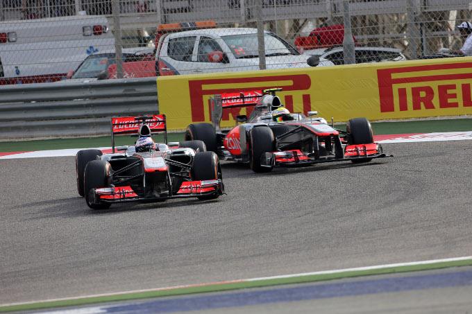 "Whitmarsh: ""La McLaren parlerà con i piloti"""