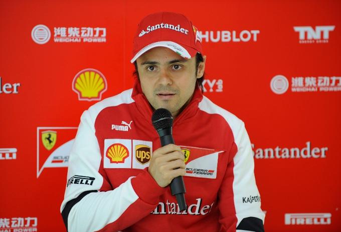 """Massa: """"Sto spingendo più forte che mai per centrare la vittoria"""""""