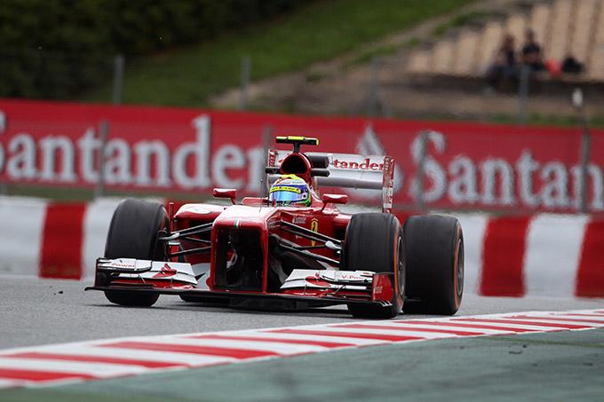 GP Spagna 2013, Prove Libere 3: Massa in testa, Raikkonen secondo a sei millesimi