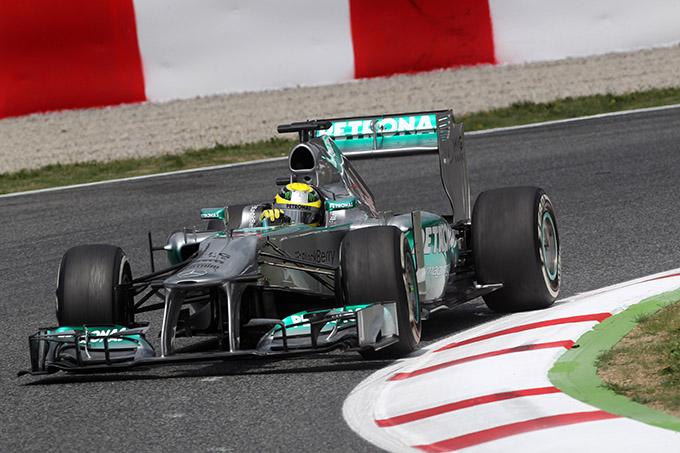 GP Spagna 2013, Qualifiche: Rosberg in Pole Position