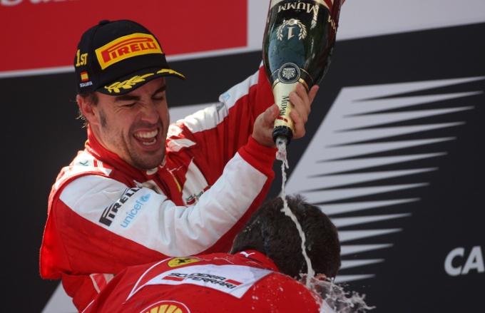 """Fernando Alonso: """"La squadra ha fatto un lavoro fantastico"""""""