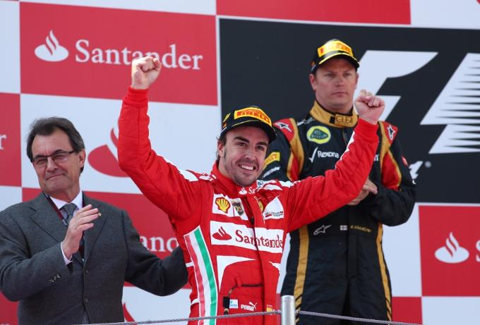 """Alonso: """"Abbiamo una macchina competitiva in gara ma dobbiamo ancora migliorare"""""""