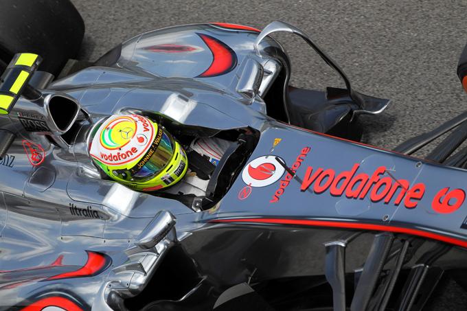 McLaren: arriva il primo sponsor di Carlos Slim