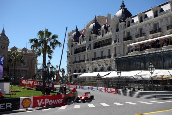 GP Monaco: la griglia di partenza