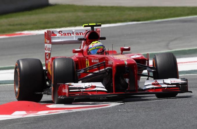 """Massa: """"Rispetto la decisione dei giudici ma non era mia intenzione ostacolare Webber"""""""