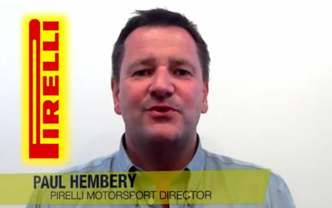 Pirelli: Il commento tecnico di Paul Hembery sul GP di Monte Carlo