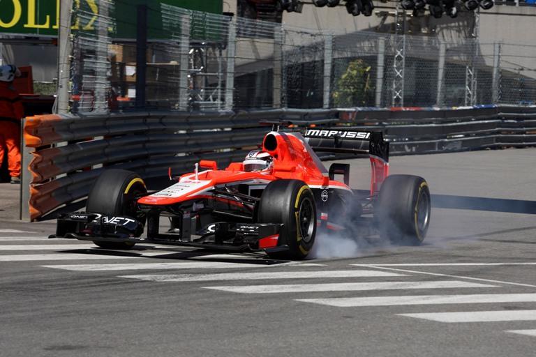 """Marussia, Chilton: """"Date le difficoltà del weekend, risultato positivo"""""""