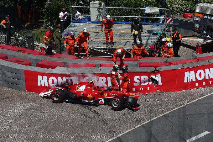 """Ferrari, Fry: """"L'incidente di Massa causato da un problema tecnico"""""""