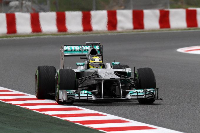 La Mercedes è la favorita per la vittoria a Monaco