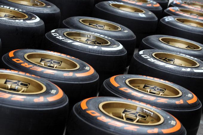Pirelli: modifiche alle gomme F1 dal GP Canada