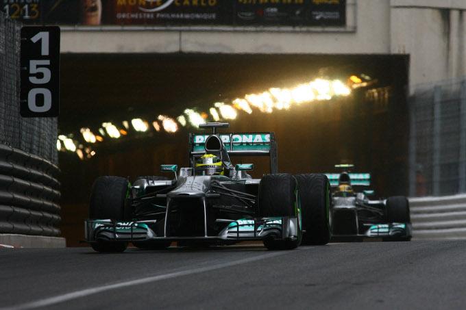 GP Monaco: la gara in Diretta