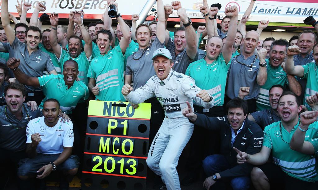 """Rosberg: """"A Monaco un risultato fantastico"""""""