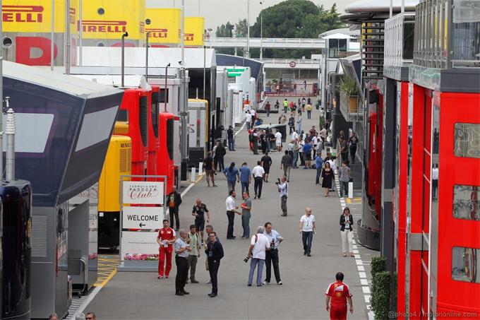 Non c'è accordo tra i team di F1 per i test in vista del 2014