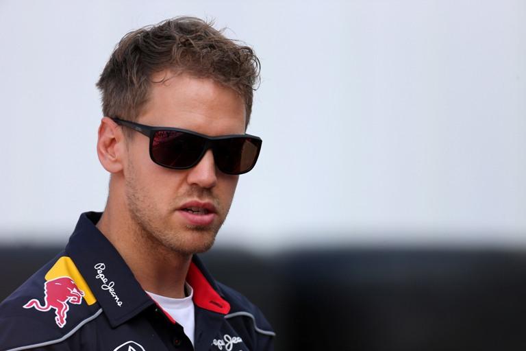 """Vettel: """"Non è stata una gran gara, ma il risultato è ok"""""""