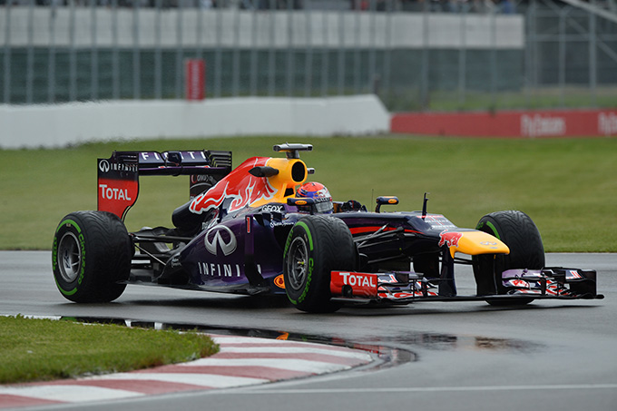 GP Canada 2013, Qualifiche: Vettel in pole, terzo Bottas