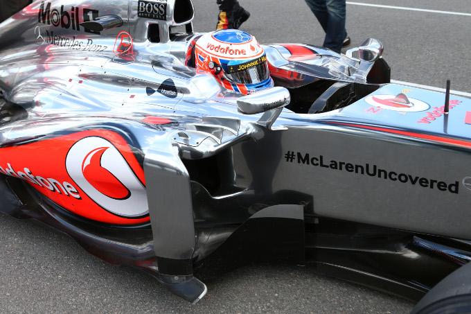 """McLaren, Button: """"Siamo troppo indietro"""""""