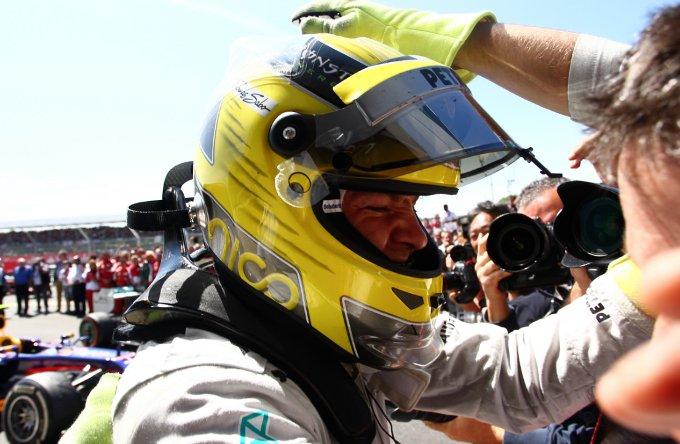 F1: GP Gran Bretagna, Rosberg sotto investigazione per aver ignorato le bandiere gialle