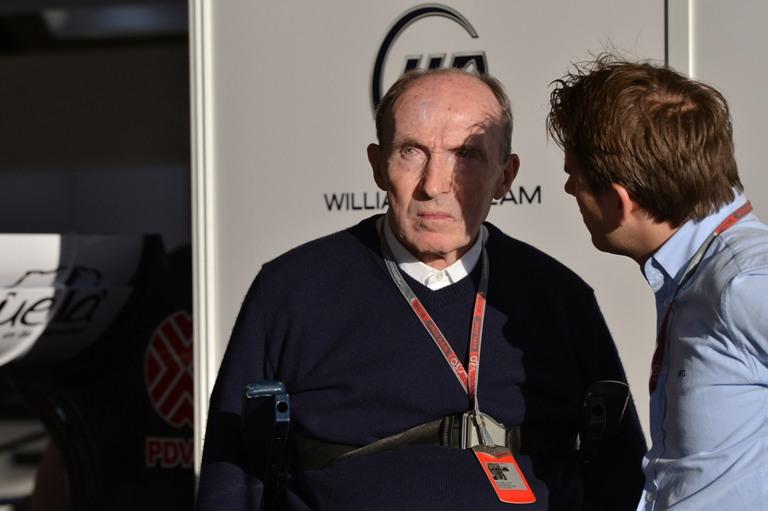 """Frank Williams: """"Credo nella top 10 fra qualche gara"""""""