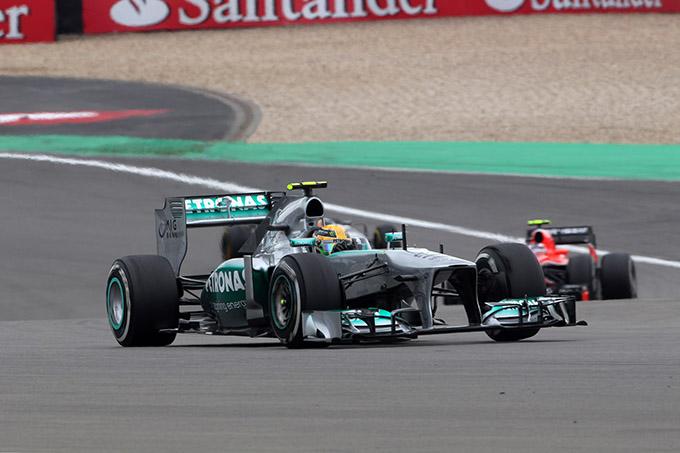 GP Germania 2013, Qualifiche: Hamilton beffa Vettel sul finale
