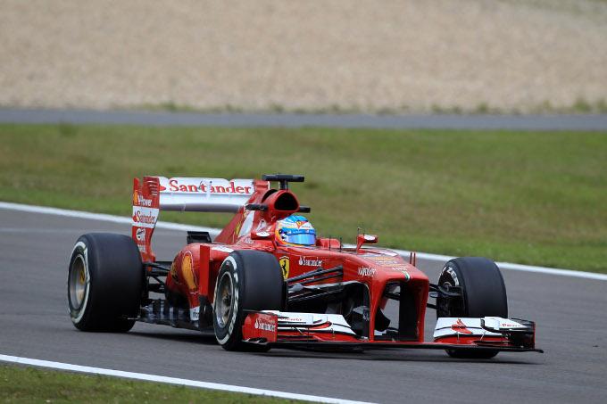 """Alonso: """"Ferrari, passi in avanti"""""""