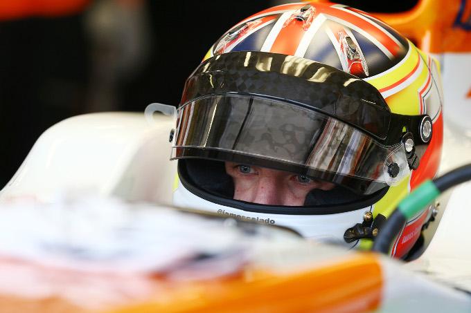 Test F1 Silverstone: Calado il più veloce in mattinata