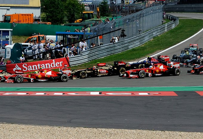La Ferrari e il Gran Premio di Germania: le statistiche
