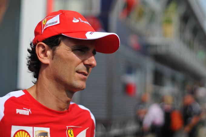 Ferrari, iniziati tre giorni di test a Magny Cours