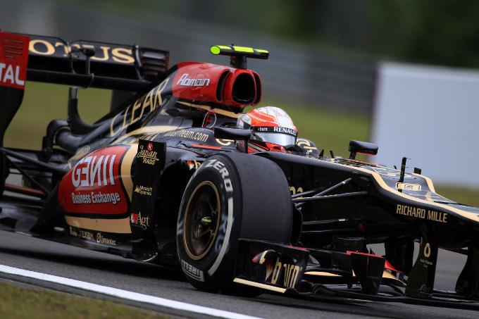 Grosjean potrebbe aver salvato la sua carriera con la prestazione al GP di Germania
