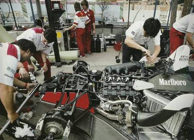Il motore Honda verrà acceso in autunno