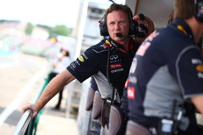 "Horner: ""Vettel e Alonso insieme alla Red Bull? Sarebbe interessante"""