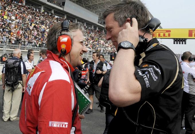 La Scuderia Ferrari rafforza la propria struttura tecnica