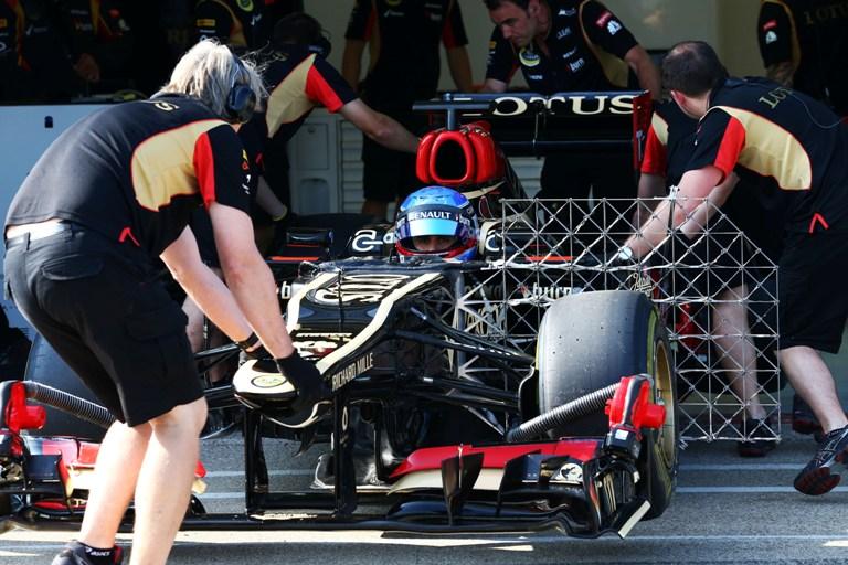 """Lotus, Prost: """"E' stata una settimana fantastica"""""""