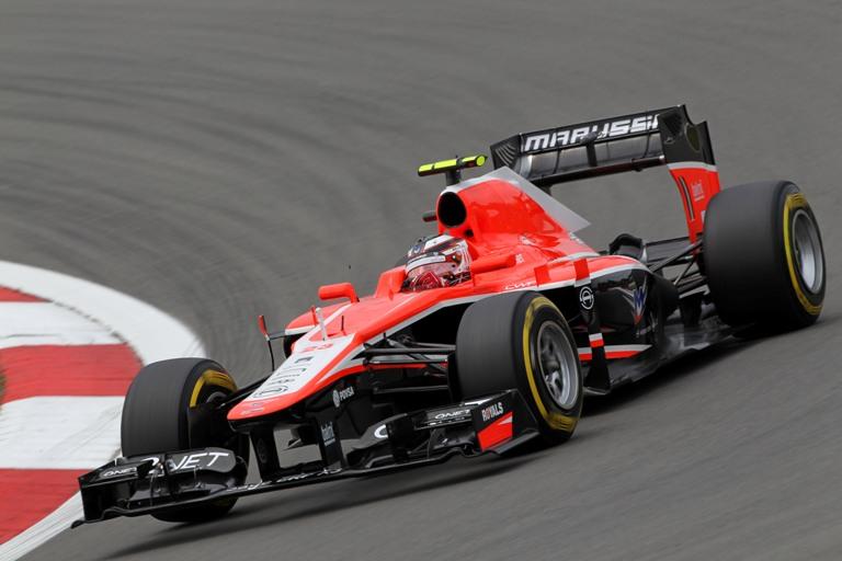 """Marussia, Bianchi: """"Forse era destino che la mia gara finisse così"""""""