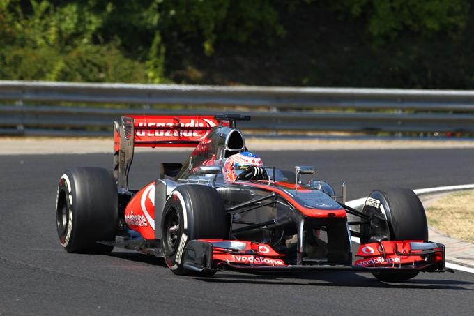 """McLaren, Button: """"Possiamo ancora vincere una gara"""""""