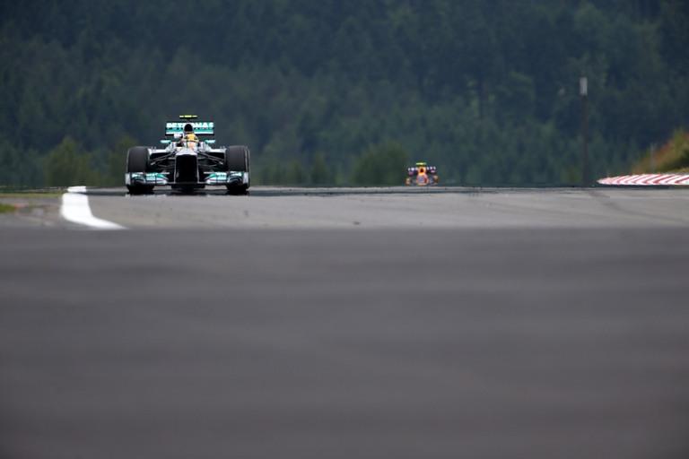 Mercedes spera in una concessione FIA per Silverstone