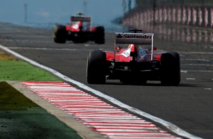 """Montezemolo: """"Una Ferrari così non mi sta bene"""""""