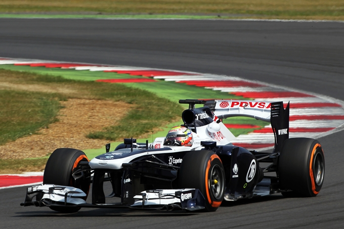 Maldonado pronto a rinnovare con la Williams nel 2014