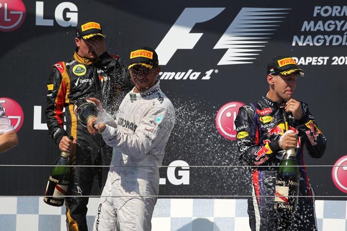 Le pagelle del GP d'Ungheria