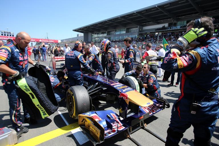"""Toro Rosso, Ricciardo: """"E' stata una gara frustrante"""""""