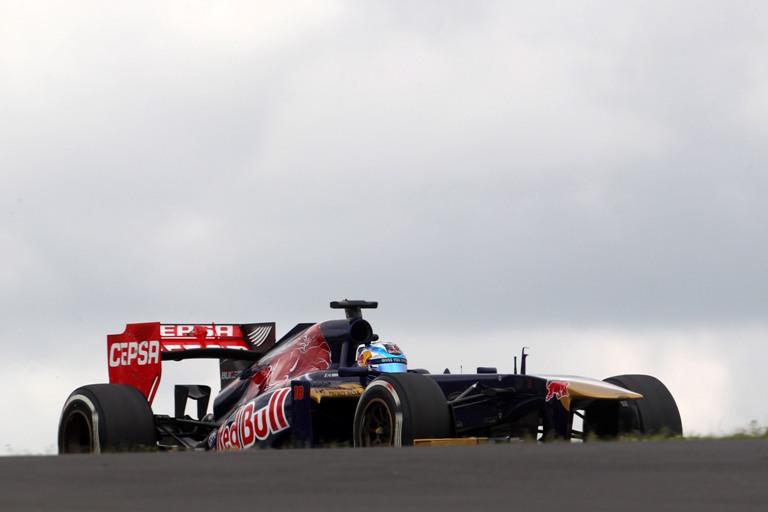 """Toro Rosso, Ricciardo: """"Non abbiamo il passo di Silverstone"""""""