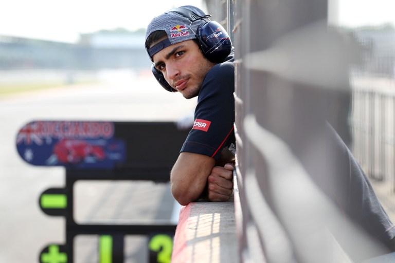 """Toro Rosso, Sainz Jr: """"Fantastico guidare la STR8"""""""