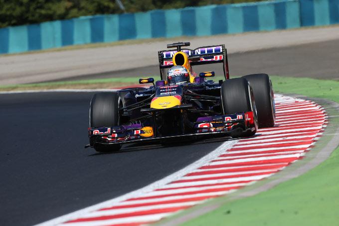 F1 GP Ungheria, Prove Libere 2: Vettel e Webber ancora davanti