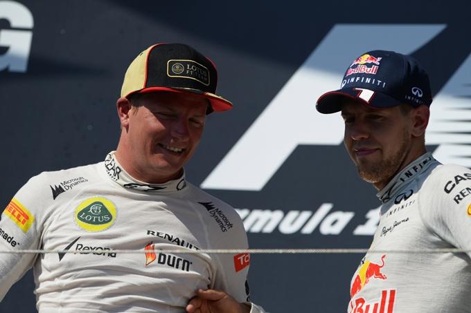 Alonso alla Red Bull? Vettel preferisce Raikkonen
