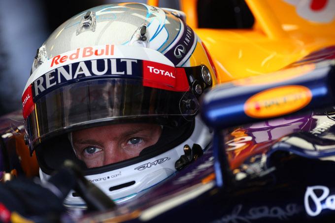 """Vettel: """"Sorpreso dal vantaggio nelle prime libere"""""""