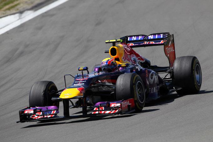 """Webber: """"Persa una grande chance di vittoria"""""""