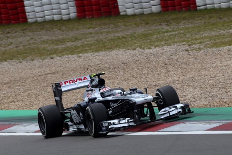 """Williams, Maldonado: """"Peccato, ma bisogna pensare positivo"""""""