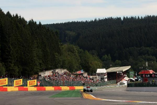 Gran Premio del Belgio 2013, Spa – Francorchamps: Anteprima e orari del weekend