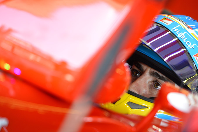 GP Belgio 2013, Prove Libere 1: Alonso torna al comando