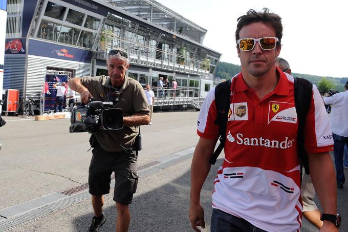 """Alonso: """"Motivazione 10, determinazione 10"""""""